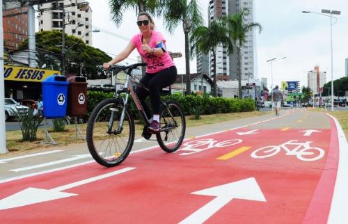 Foto: Prefeitura de Campinas - Dia Mundial sem carros, pessoas escolhem bicicleta. Foto: Prefeitura de Campinas