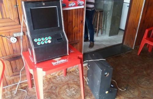 DIG apreendeu máquinas caça-níquel em São Carlos - Foto: ACidade ON - São Carlos