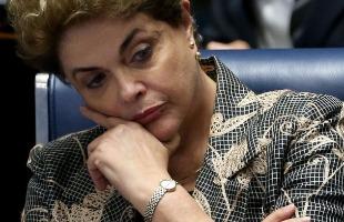 Wisom Dias / Agência Brasil - A ex-presidente Dilma Rousseff