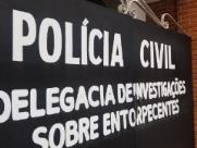 Adolescente é detido por suspeita de tráfico de drogas em São Carlos