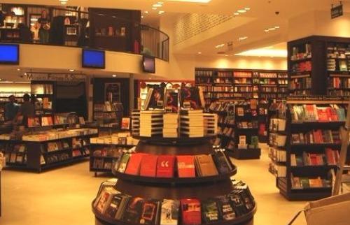 Divulgação - Disputa entre livrarias é vantagem pra leitor. Foto: Divulgação