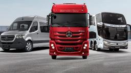 Mercedes-Benz: rede estelar