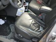 DJ tem carro atacado na zona Sul de Ribeirão Preto