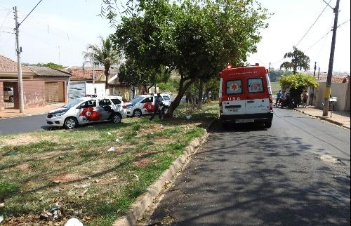 Dois homens são baleados no Vale do Sol (Foto: Fernanda Manécolo) - Foto: ACidade ON - Araraquara