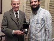 Historiador araraquarense visita o príncipe imperial do Brasil