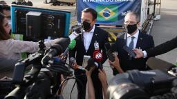 Vacinação contra a covid-19 em SP começa em janeiro, diz Doria