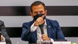 Disputa se acirra e Doria e Leite buscam apoio até fora do PSDB