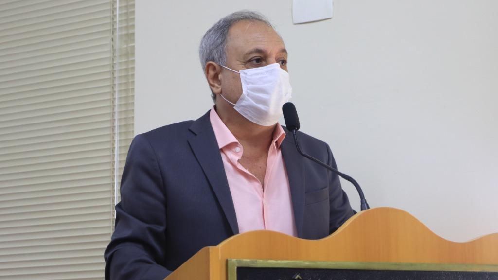 Dr Marcos Garrido (Patriota), vereador em Araraquara (Foto: Divulgação/Câmara) - Foto: Divulgação