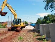 Prefeitura realiza obras de drenagem para evitar alagamentos no Cruzeiro do Sul