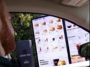 Atendimento de rede de fast foods vai ser por máquinas