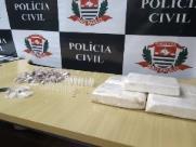 Traficantes utilizavam galeria de esgoto para vender drogas