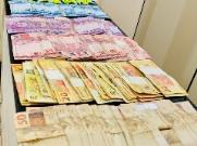 Traficante é preso após tentar subornar PMs com R$ 4,1 mil em São Carlos