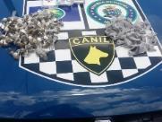 Guarda Municipal encontra drogas enterradas no Jardim Medeiros