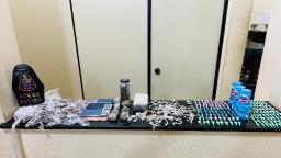 Quatro pessoas são presas por tráfico de drogas no Antenor Garcia