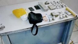 Duas mulheres são presas por tráfico de drogas nos Oitis