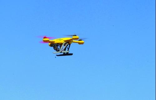 Weber Sian / A Cidade - Estudo envolvendo o uso dos drones em Ribeirão Preto já está em fase final de elaboração