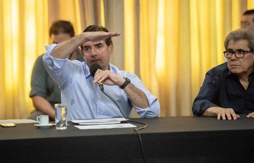 Prefeito Duarte Nogueira explicou revisão IPTU 10/12/2018 - Foto: Weber Sian / A Cidade