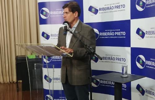 Marcelo Fontes - Prefeito Duarte Nogueira fez um alerta sobre a coleta de lixo domiciliar
