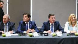 Nogueira participa de reunião de secretários de Doria