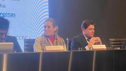 Duarte Nogueira está na Espanha participando de congresso