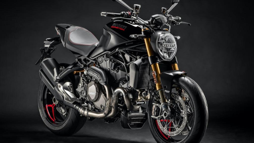 Ducati Monster 1200S Black: divulgação - Foto: Auto ON