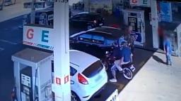 Dupla armada rouba posto de combustível de Araraquara