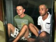 Homem é baleado nas costas em roubo e bandidos são presos
