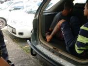 Baep prende homem pela sexta vez na região do Vida Nova