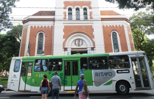 Milena Aurea / A Cidade - Prefeitura diz que a prioridade é o pavimento rígido no entorno da Catedral e da Praça das Bandeiras