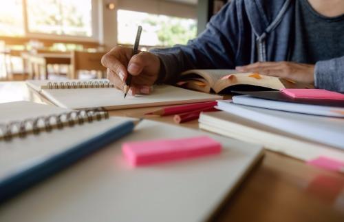 Divulgação - É importante encontrar atividades prazerosas e relaxantes para alternar com os momentos de estudo