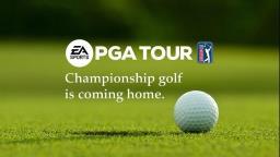 Electronic Arts Anuncia PGA TOUR, o jogo de golf da próxima geração