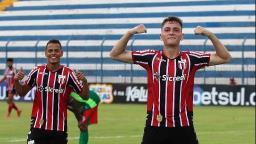 Botafogo vence e se classifica na liderança do Grupo 3