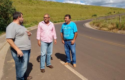 ACidade ON - Araraquara - Edio Lopes pede estudo de trânsito em via perigosa de Araraquara (Divulgação)