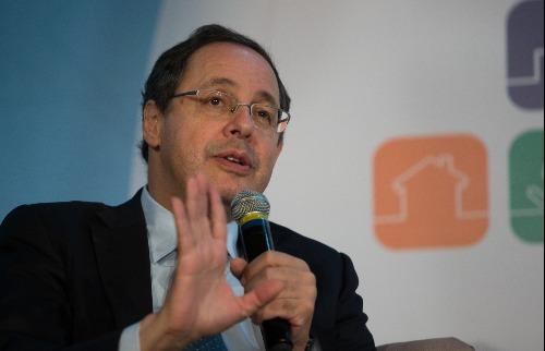 Eguardo Giannetti participou do Agenda Ribeirão em 2015 (Foto: Mastrangelo Reino / A Cidade - 17/JUL/2015) - Foto: Mastrangelo Reino / A Cidade
