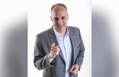 Eduardo Santana é empresário, palestrante e escritor (Foto: Divulgação) - Foto: Divulgação