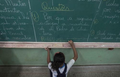 Raio-X da Educação (Foto: Weber Sian/ A Cidade) - Foto: Weber Sian / A Cidade