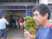 Eleitores compareceram às urnas nos últimos minutos