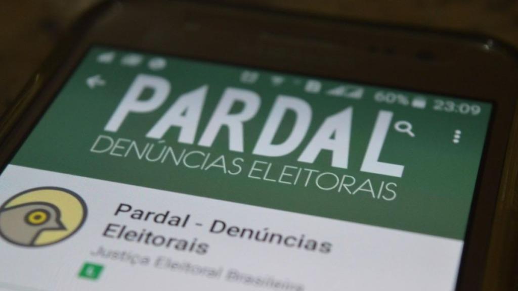 Aplicativo Pardal é um dos que o Tribunal Superior Eleitoral disponibiliza para o cidadão (Foto: Divulgação/Agência Brasil) - Foto: Divulgação