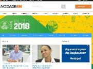Hotsite do ACidade ON traduz eleições e promove interatividade