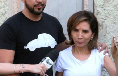 Renato Lopes / Especial - Dárcy está internada desde a noite desta terça-feira