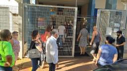 Idosos aproveitam 1ª hora da votação em Ribeirão Preto