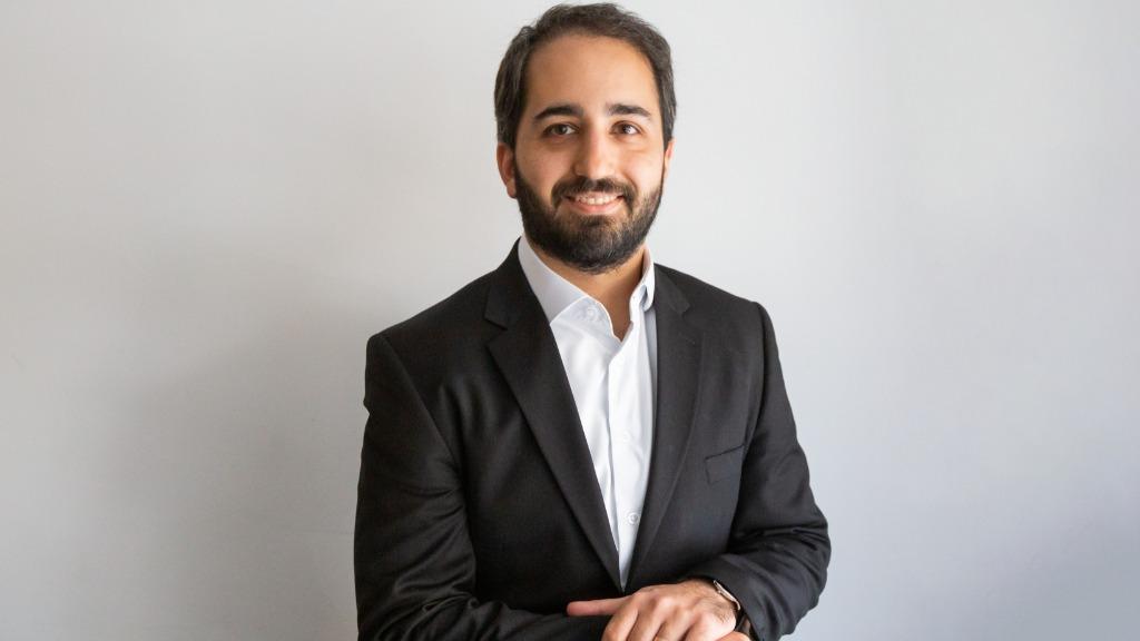Eliseu Hernandesz D'Oliveira, assessor de investimento da Blue Trade (Foto: Weber Sian / ACidade ON - Foto: ACidade ON - Ribeirão Preto