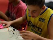 Sesc Campinas realiza 3º FestA!  Festival de Aprender