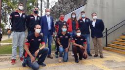 Em São Carlos, Paulo Skaf anuncia investimento em escola e CAT Sesi