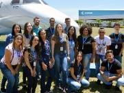 Embraer inicia programa de educação profissional para jovens de Gavião