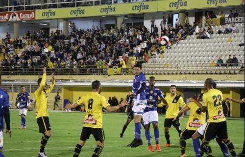 Fotos: Beto Boschiero/Divulgação - Empate com gosto amargo para os dois lados no ABC (Fotos: Beto Boschiero/Divulgação)