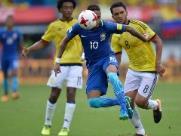 Brasil empata na Colômbia e perde 100% com Tite