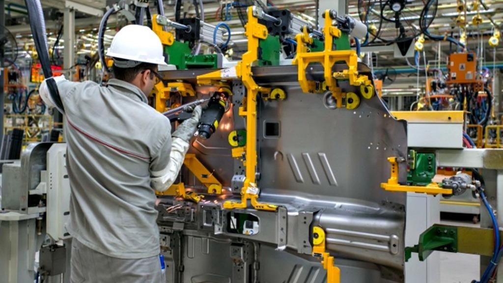 Emprego cai na indústria. Foto: Divulgação/Agência Brasil - Foto: Divulgação/Agência Brasil
