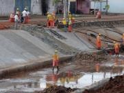 Jerônimo Gonçalves vai receber obra cinco anos após a antienchente