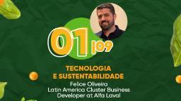 Encerramos o 1° ENCITROS CONNECT, com o tema Tecnologia e Sustentabilidade.
